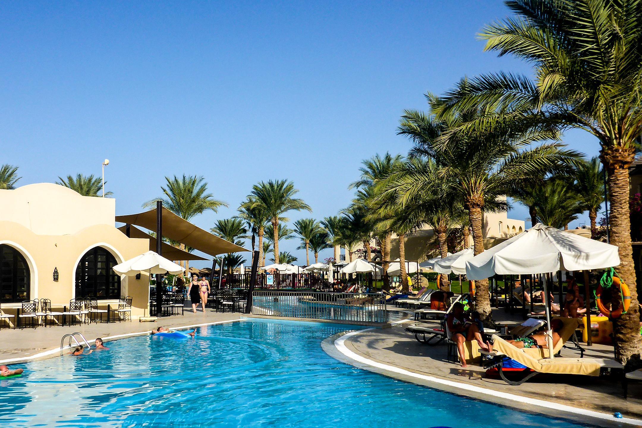 JazJaz Makadina (Makadi Bay) • Hurghada/Safaga Ägypten