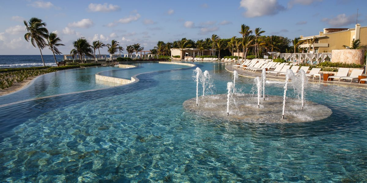 Mexico Cancun TRS Hotel